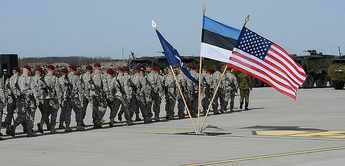 Неожиданно: В Москве заявили, что усиление НАТО в Прибалтике выгодно России