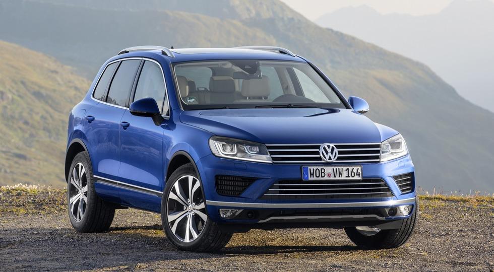 В России Volkswagen начал год в плюсе