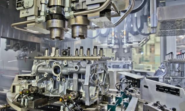 На АВТОВАЗе по полному циклу начали выпускать двигатель HR16