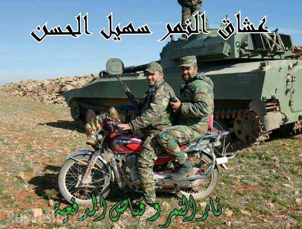 Стремительным ударом «Тигры» и ВКС РФ выбивают ИГИЛ из десятка поселков в Алеппо (ВИДЕО+КАРТА)