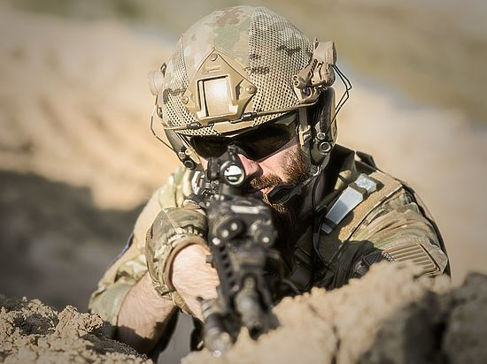 Диагноз солдату поставят на расстоянии - по увлажненности его кожи