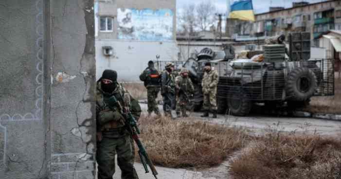 Украинские СМИ жалуются на корректировщиков из местных жителей, проживающих на оккупированной Киевом территории ДНР