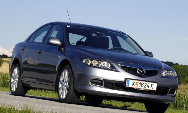 Mazda отзывает машины в России из-за подушек безопасности Takata