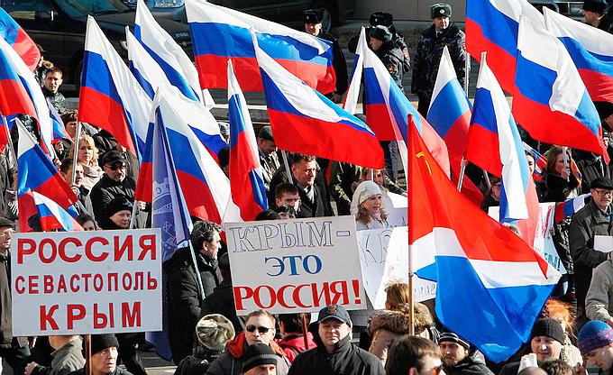 Крымская татарка создала организацию за признание российского полуострова