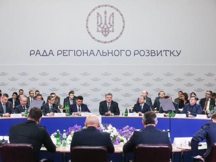 Порошенко жалуется на замедление «роста ВВП» из-за блокады Донбасса