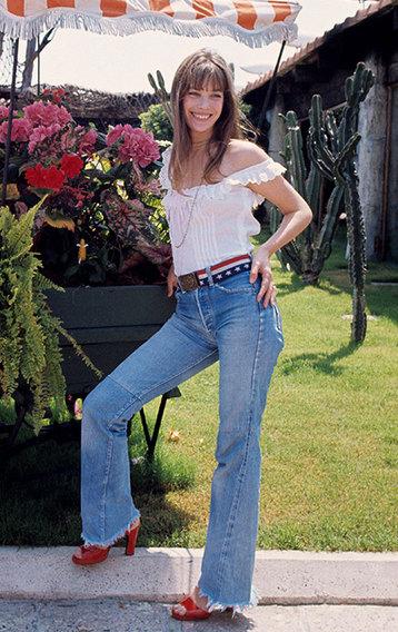 Будь как Джейн: 7 стильных приемов Джейн Биркин, которые актуальны в этом сезоне