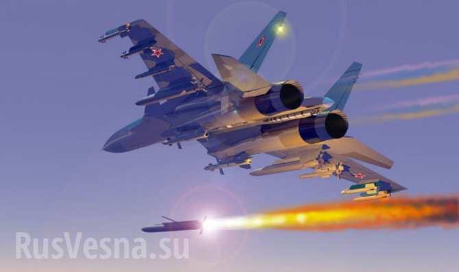 В США обвинили Россию и Сирию в авиаударе по арабской коалиции