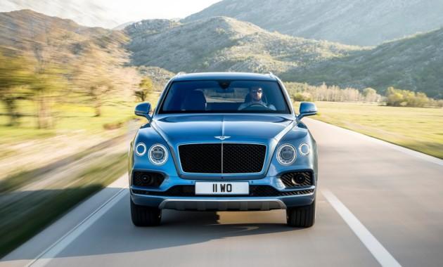 Bentley может из-за Брексита перенести производство автомобилей из Великобритании