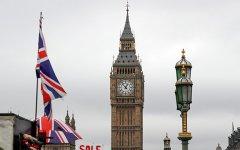 Британские СМИ назвали дату запуска Brexit