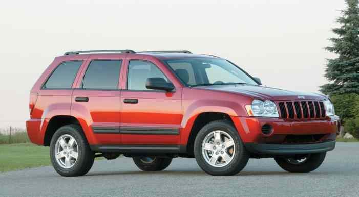 Новый отзыв автомобилей Jeep в России