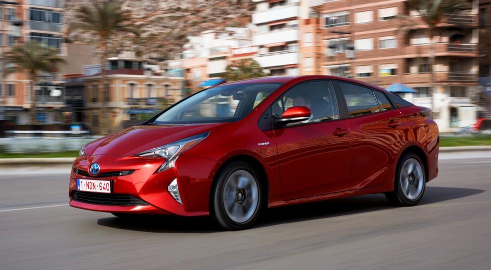 Новый Toyota Prius стартует на российском рынке