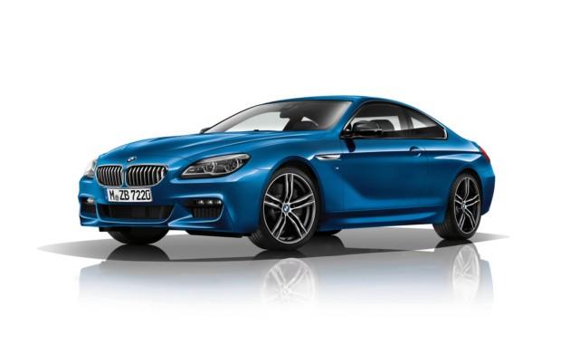 Для BMW 6 Series доступен новый пакет опций