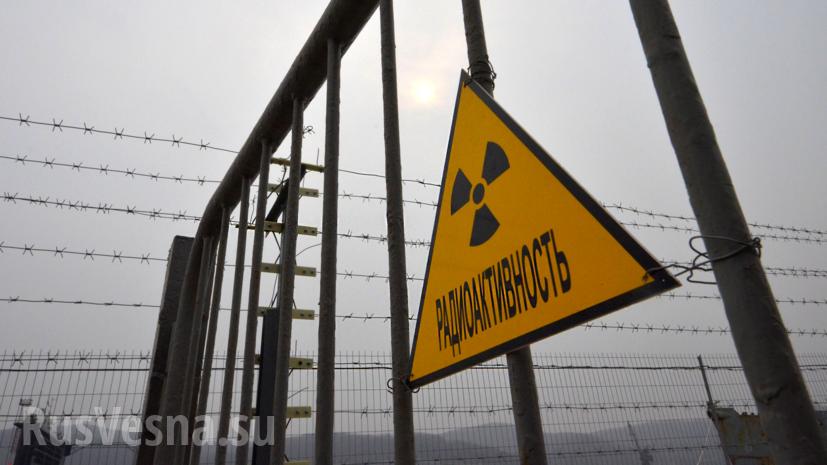 В Балаклее, где горят склады ВСУ, резко повысился радиационный фон
