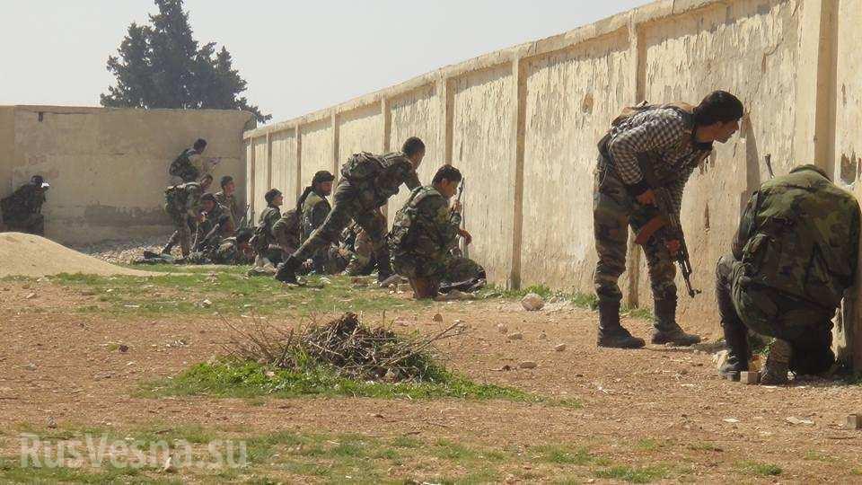 Армия Сирии и ВКС РФ разгромили «Аль-Каиду», убит главнокомандующий и 100 боевиков в Хаме (ФОТО, ВИДЕО)