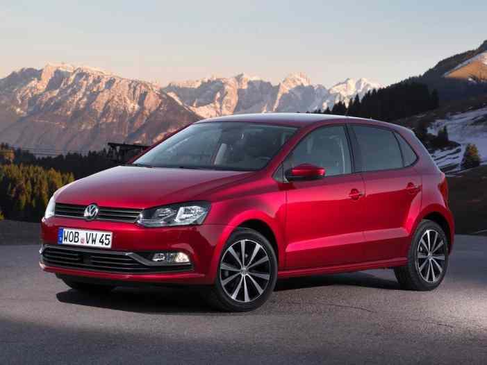 Новый Volkswagen Polo показался на фото