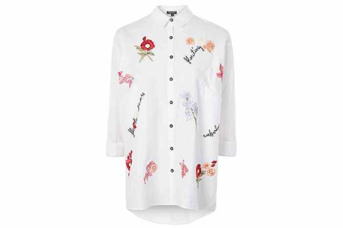 Не только белые: 10 самых крутых цветных рубашек весны