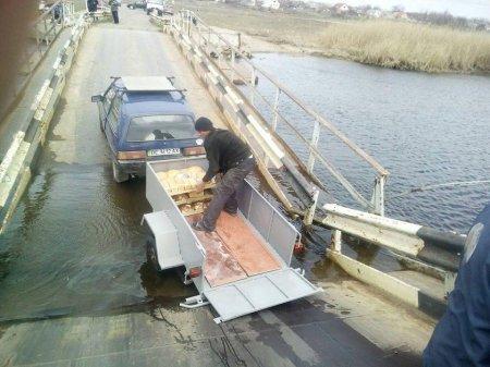 В Николаевской области рухнул мост, отрезав жителей села от доставки продуктов