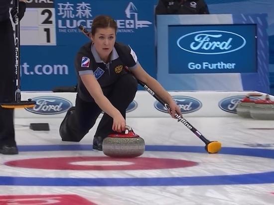 Кёрлинг: впервые в истории россиянки вышли в финал чемпионата мира