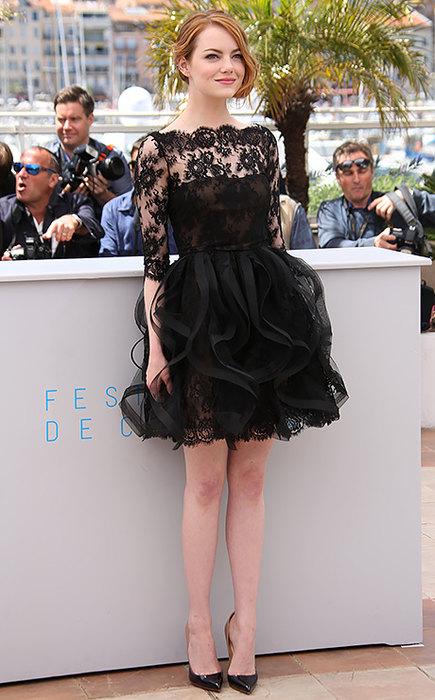 Модная отличница: эволюция стиля Эммы Стоун