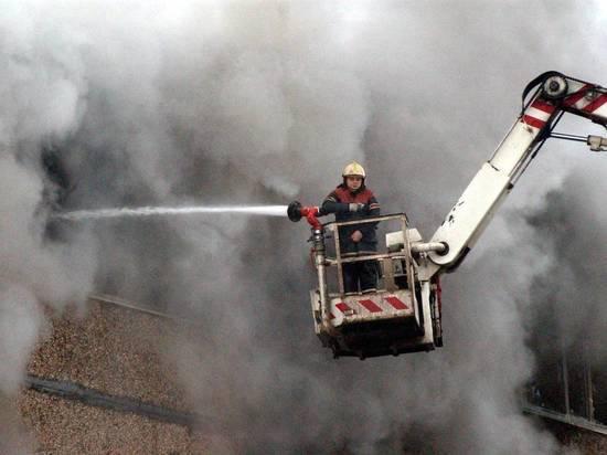 Подмосковное кафе, где погибли трое человек, могли сжечь