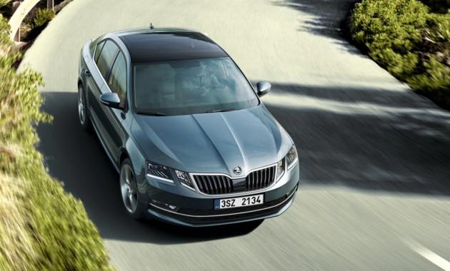 Škoda подарит путешествие в Чехию в честь выхода новой Octavia