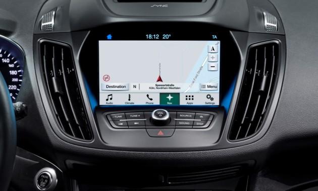 Ford собирается оснастить автомобили встроенными Wi-Fi модемами