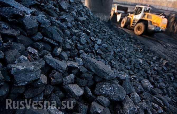 Неожиданно: Украина просит угля у России