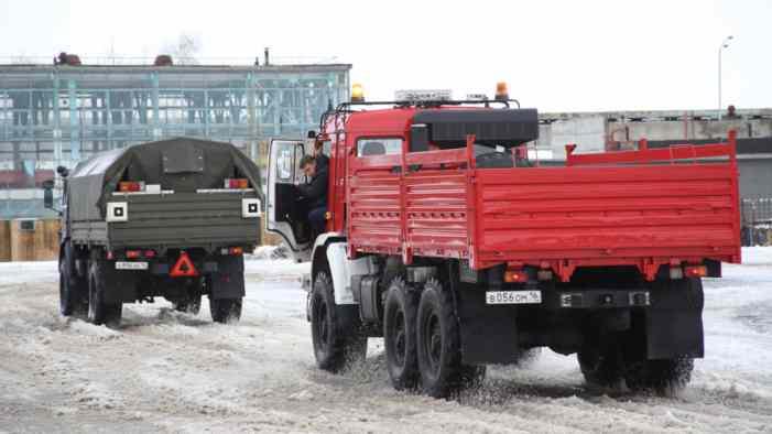 Медведев: Россия не готова к беспилотному транспорту