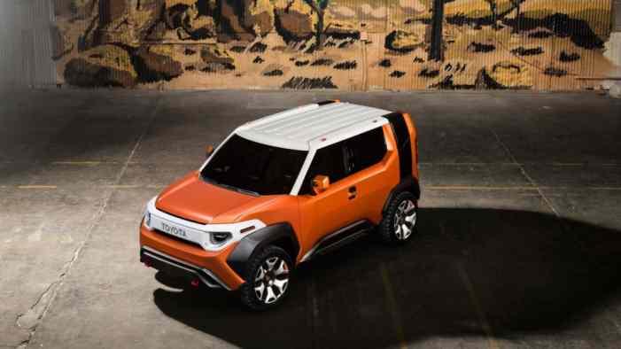 Toyota рассекретила новый внедорожник в Нью-Йорке