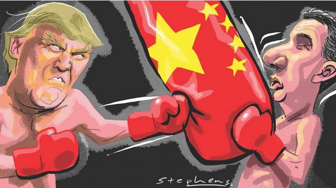 Трамп «колотит понты» с расчетом надавить на Китай, а не Россию