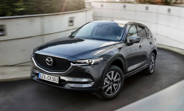 Mazda CX-5 нового поколения готовится к старту продаж в России