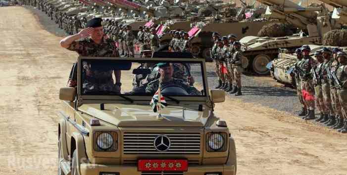 В Иордании опровергли слова Асада о планах направить войска в Сирию