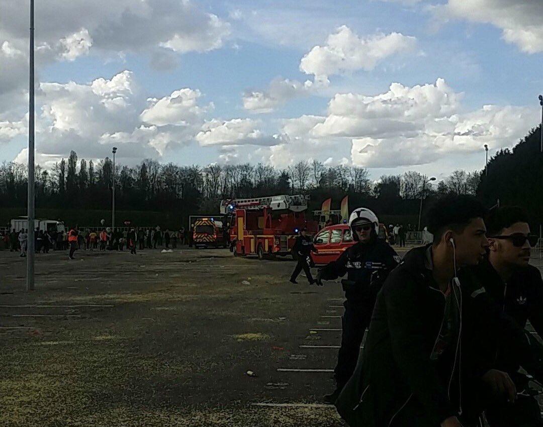 В пригороде Парижа прогремел взрыв, десятки пострадавших (+ФОТО, ВИДЕО)