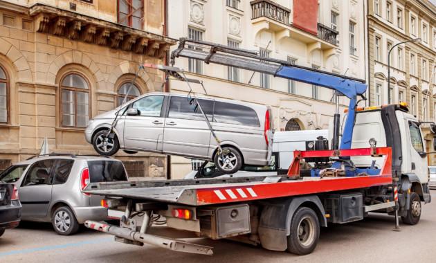 Вместо автоэвакуации хотят применять блокировку колёс