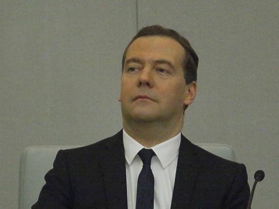 Минюст обнародовал отчеты связанных с Медведевым