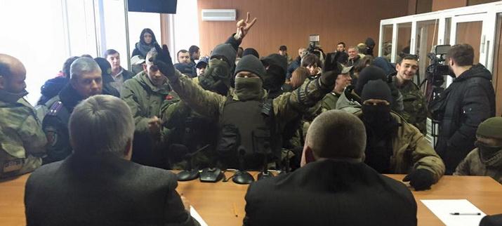 В Киеве появится институт шпрехенфюреров