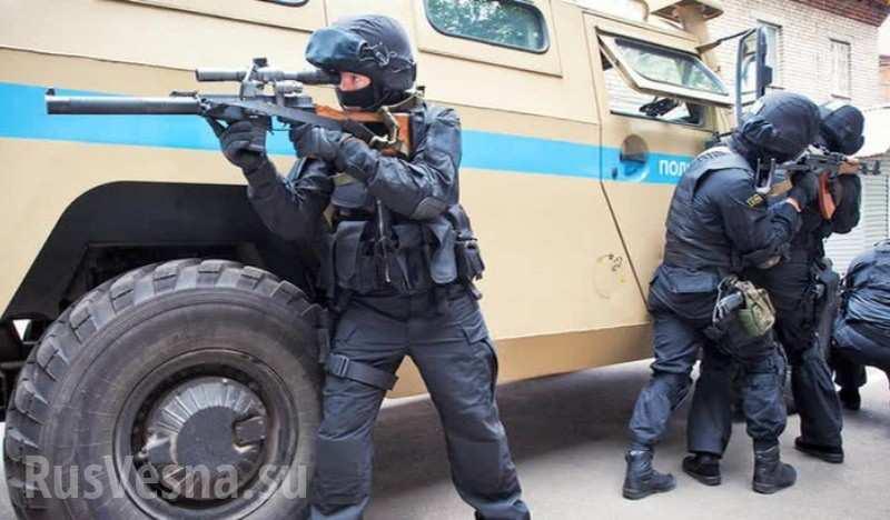 Стали известны детали ликвидации убийц полицейских в Астрахани