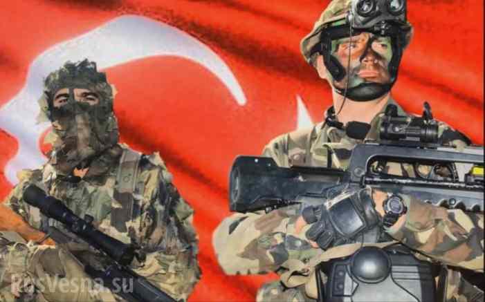 Турецкий гамбит: Зачем Эрдоган бросает пушечное мясо на штурм в Сирии (ФОТО, КАРТА)