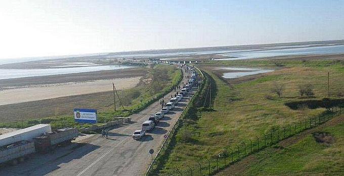 Украинцы массово ринулись в Крым на майские праздники