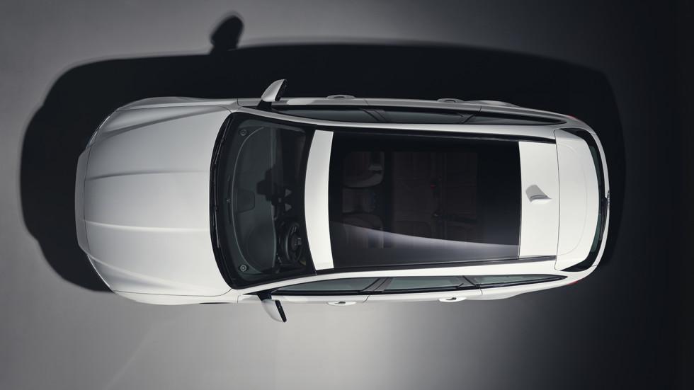 Jaguar показал фото универсала XF Sportbrake