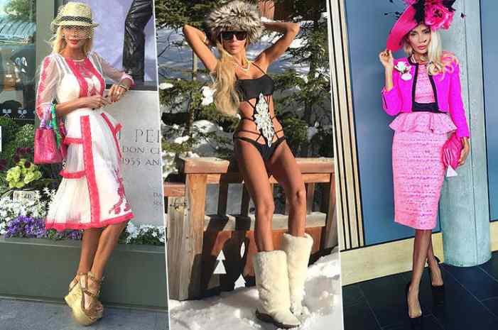 Купальник с унтами и «привет из 80-х»: как одевается Кристина Сысоева