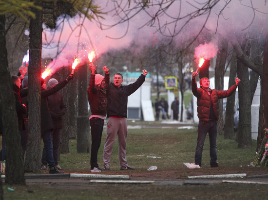 Во Владимире неизвестные перед матчем избили фанатов обеих футбольных команд