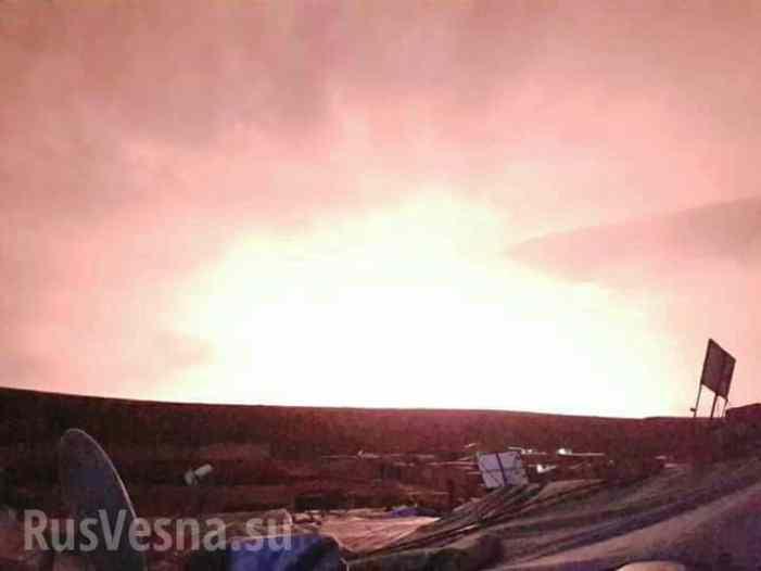 МОЛНИЯ: ВКС РФ пролетели над Турцией и разгромили базы боевиков в Идлибе — очевидцы (+ВИДЕО, ФОТО)
