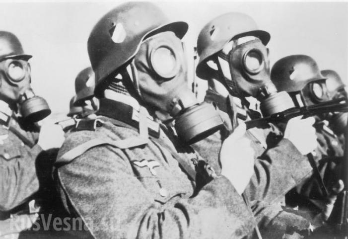 История по-американски: Белый дом заявил, что «даже Гитлер не опустился до применения химического оружия»