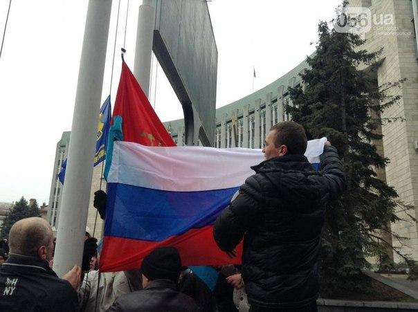 В Донецке заявили, что Днепропетровск «обязательно войдет в Новороссию»