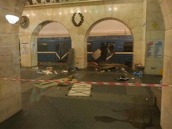 Источник: спецслужбы знали о готовящемся в Петербурге теракте