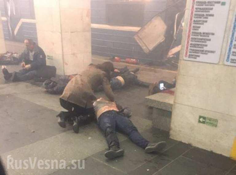 Автослесарь или повар суши: что пишут СМИ о смертнике, взорвавшем себя в петербургском метро