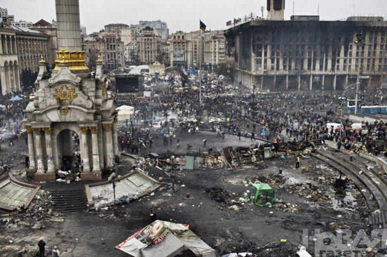 Парасюк проболтался о раздаче оружия на Майдане