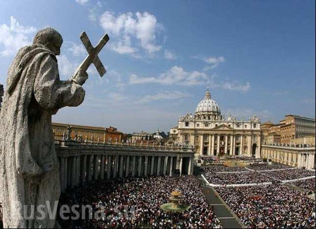 Ватикан и христианские иерархи в Сирии осуждают ракетную атаку США