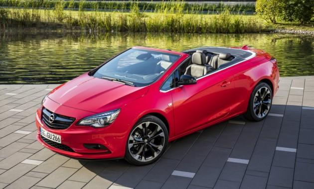 Opel начинает продажи Cascada Supreme